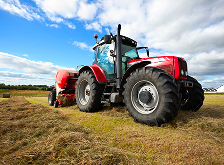About Crickley Hill Tractors - Photo